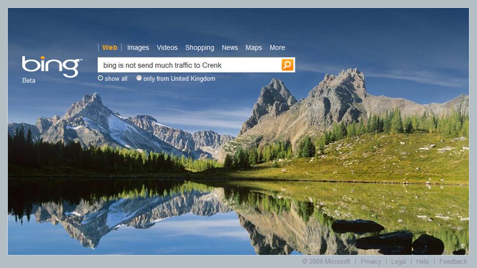 Bing Webmaster Tools - Setup & Support Tips - Brahma IT ...