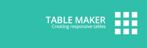 Best table plugins for wordpress