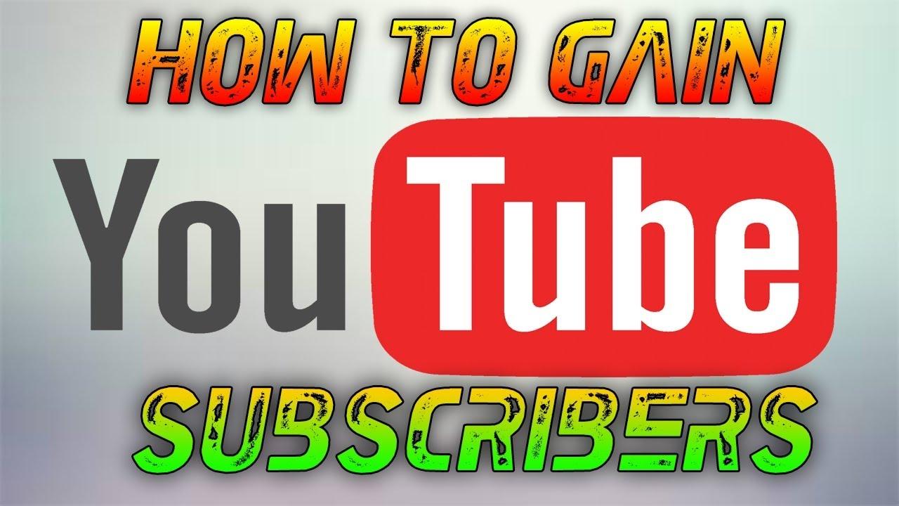 increasing youtube subscribers